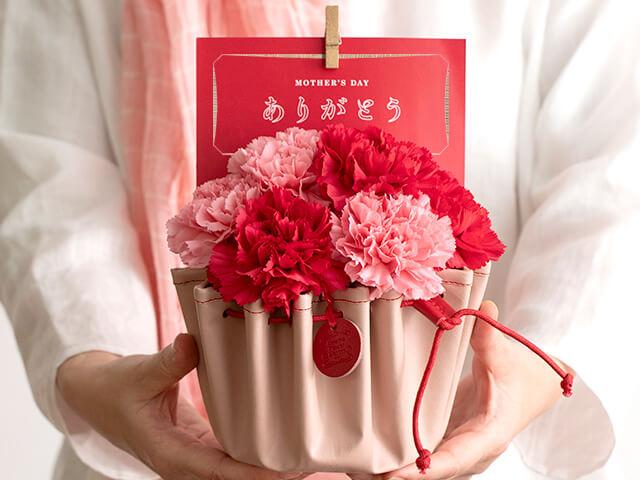 お花の贈りものできました