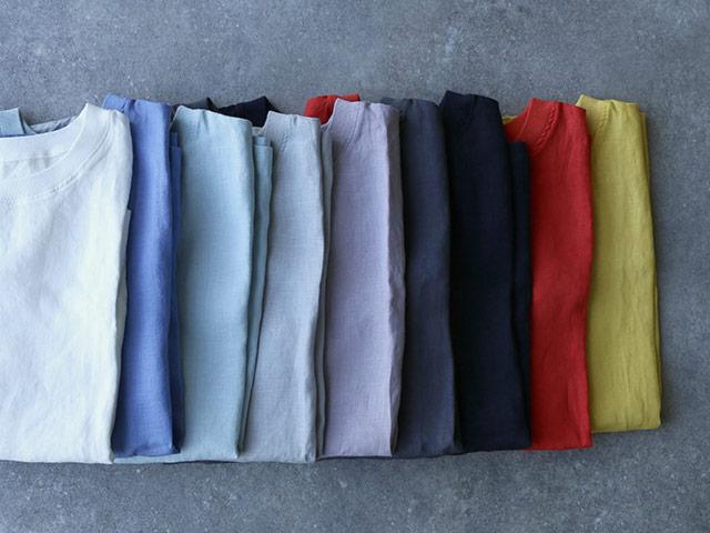 色違いで欲しくなる 麻布Tシャツシリーズ