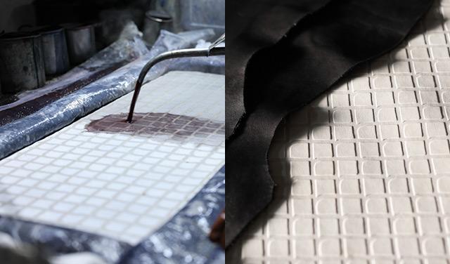 綿麻作務衣のセットアップ