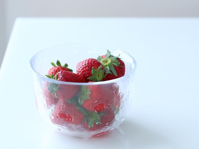 苺は1パック入ります