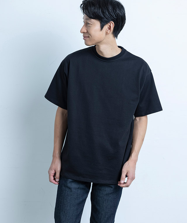 一着「吊り編みTシャツ」