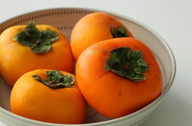 旬の手しごと 干し柿