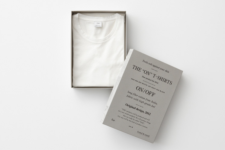 "THE ""ON"" T-SHIRTS"