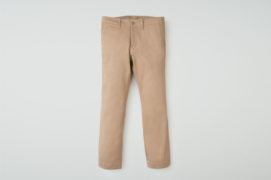THE CHINO KHAKI