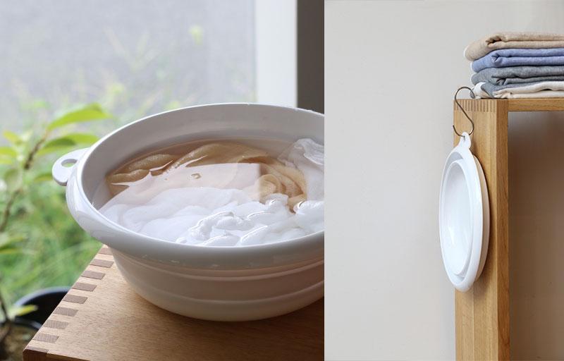 折りたためる桶|風呂と掃除|中川政七商店 公式サイト