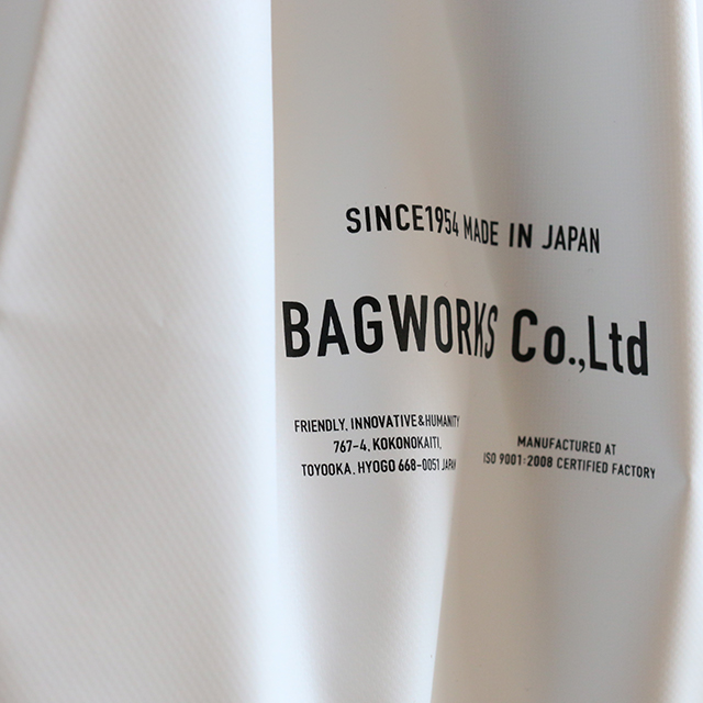 【WEB限定】BAGWORKS CONVENIENCEMAN M