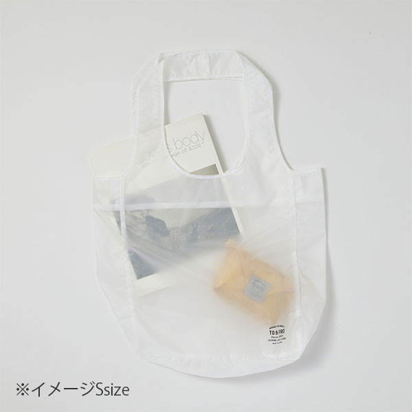 TO&FRO PACKABLE TOTE BAG-AIR M