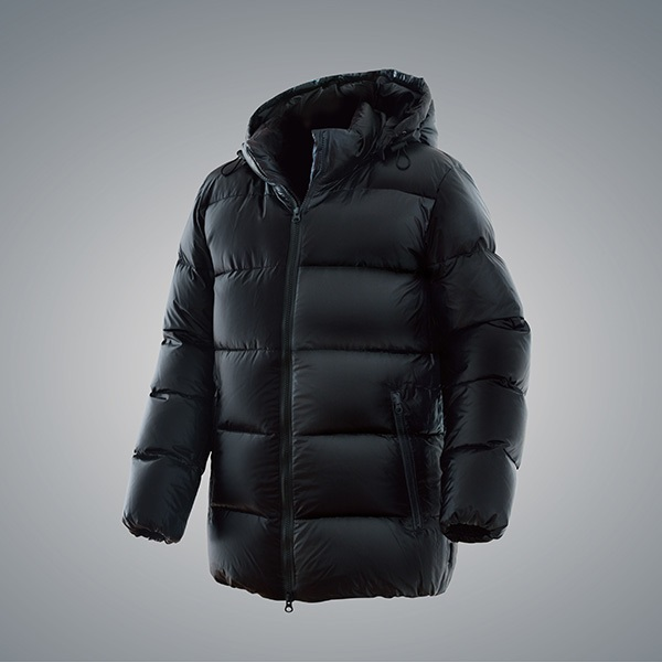THE MONSTER SPEC R DOWN JACKET BLACK