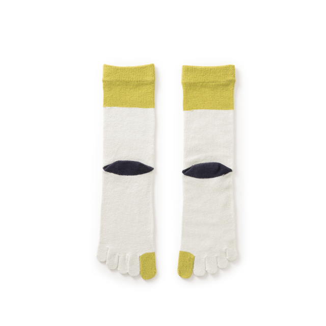 すずやかな5本指靴下 女性用