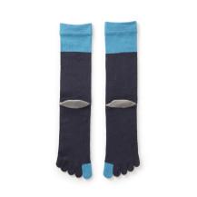 すずやかな5本指靴下 男性用
