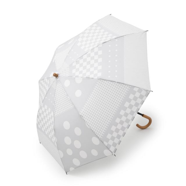 晴雨兼用折畳み日傘 柄あわせ
