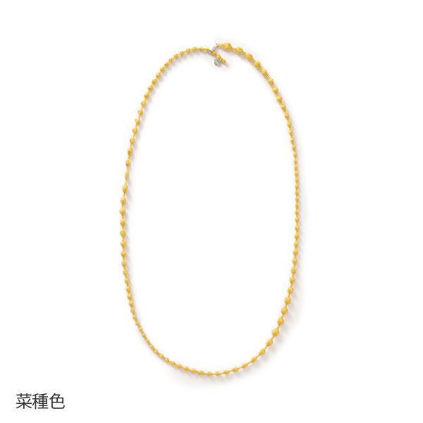 000(トリプル・オゥ) 遊中川別注 ネックレス スフィア C 80cm