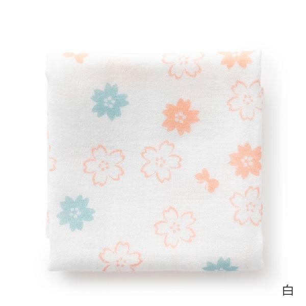 千代布 桜に蝶
