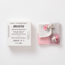 【刺繍サービス付き】motta親子おめかしセット ヘアピン