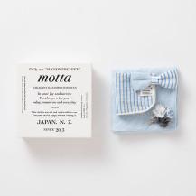 【刺繍サービス付き】motta親子おめかしセット 蝶ネクタイ