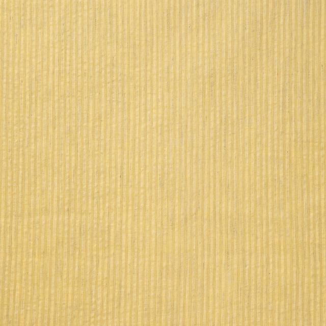 追撚綿とリネンのホタテ形扇子