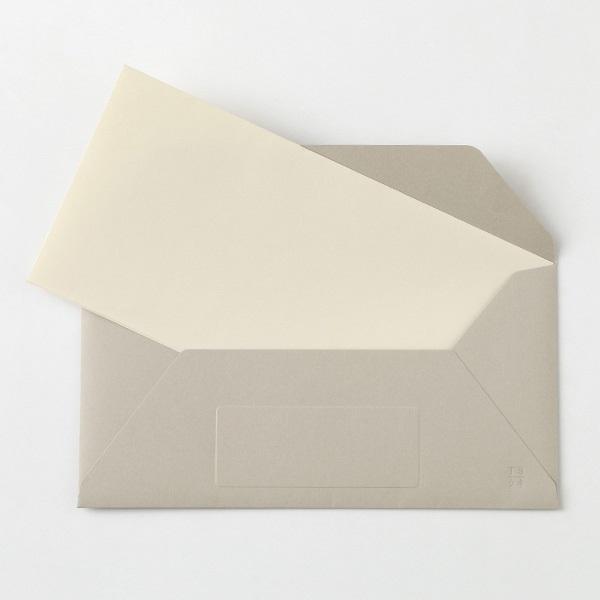 大成紙器製作所 EMBOSS ENVELOPE 洋型長3号