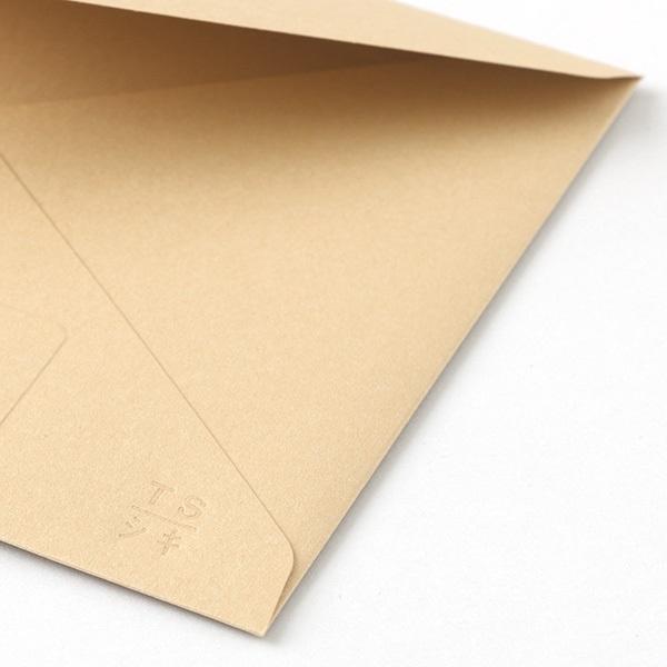 大成紙器製作所 EMBOSS ENVELOPE 洋型2号
