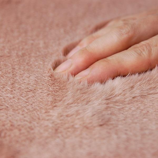Fabrico チェアパッド soft mouton