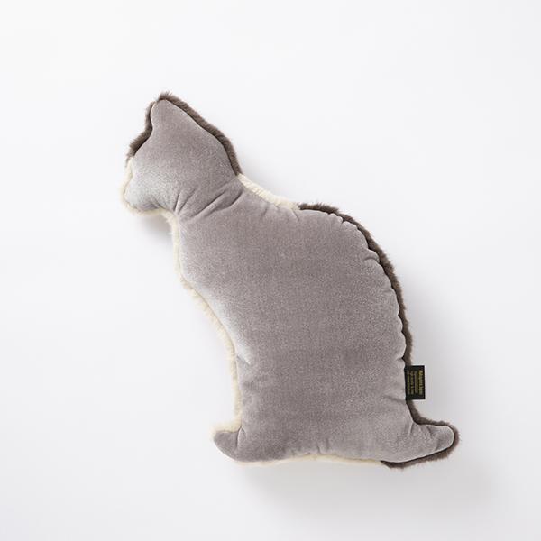 「本物のような猫型クッション」Fabrico NEKO philosophy