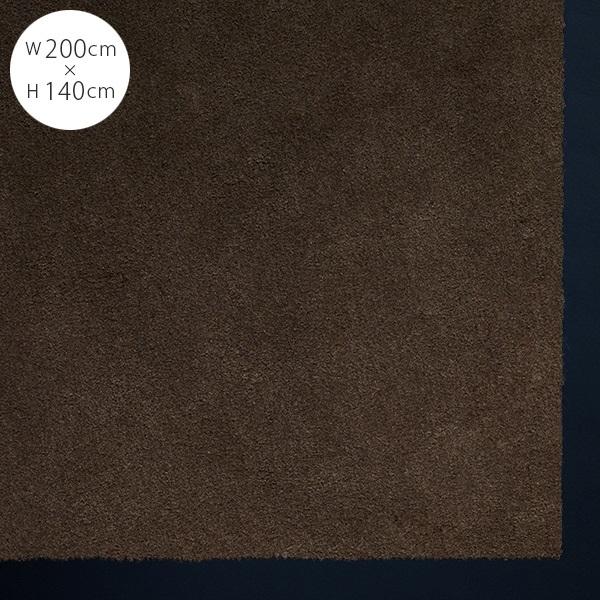 COURT LOCAL WOOLEN ウールラグ 四角 200×140cm【ノベルティ対象外】