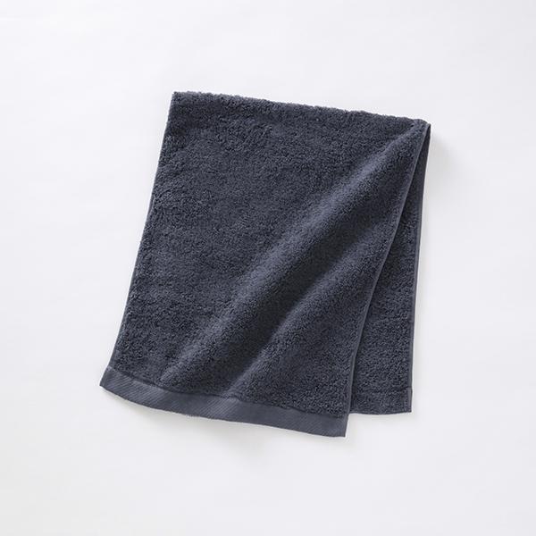 水布人舎 やさしい肌着の糸でつくったタオル フェイスタオル