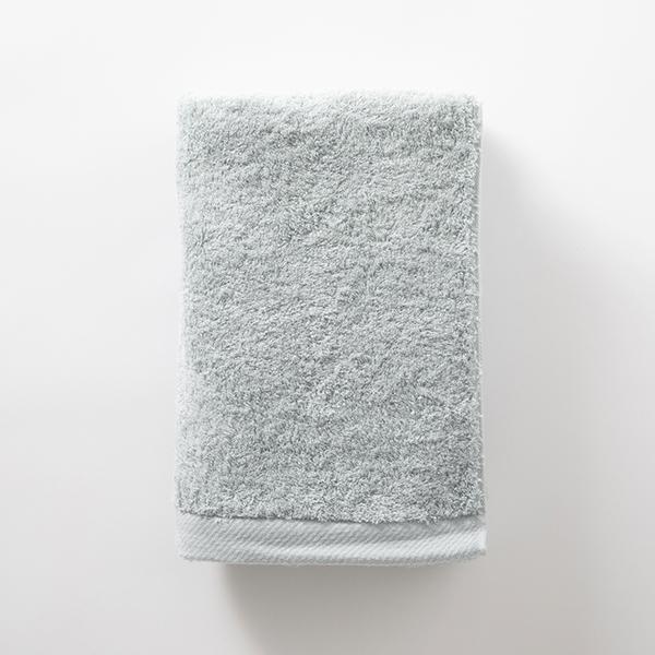 水布人舎 やさしい肌着の糸でつくったタオル バスタオル