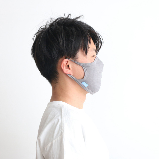 【WEB限定】【5枚セット メール便発送商品】TO&FRO ALL seasons COOL MASK L
