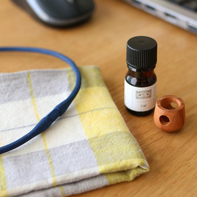 【WEB限定】アロマウッドで香りを楽しむピップマグネループ(R)・精油 カーネーションブレンド