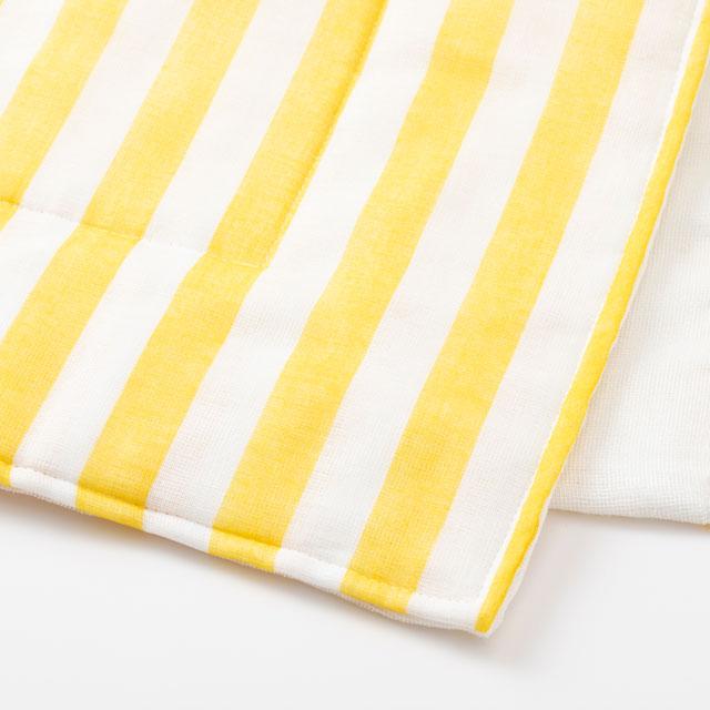 かや織バスマット 縞