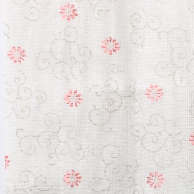 かや織ふきん 小紋