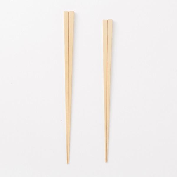 高野竹工 京・嵯峨四角箸