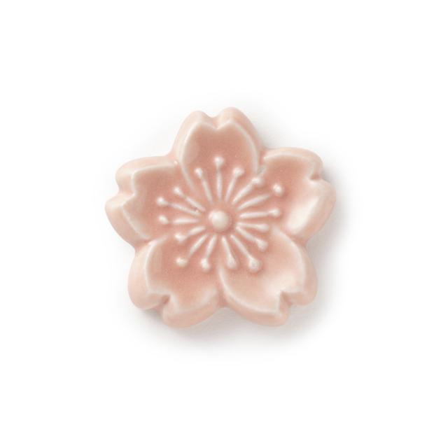 菓子木型の福よせ箸置き 桜/鶯