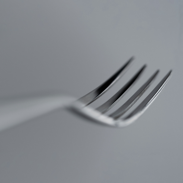 THE DINNER FORK Gift box