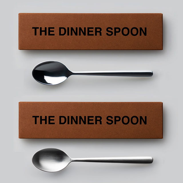THE DINNER SPOON Gift box