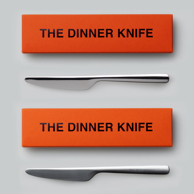 THE DINNER KNIFE Gift box