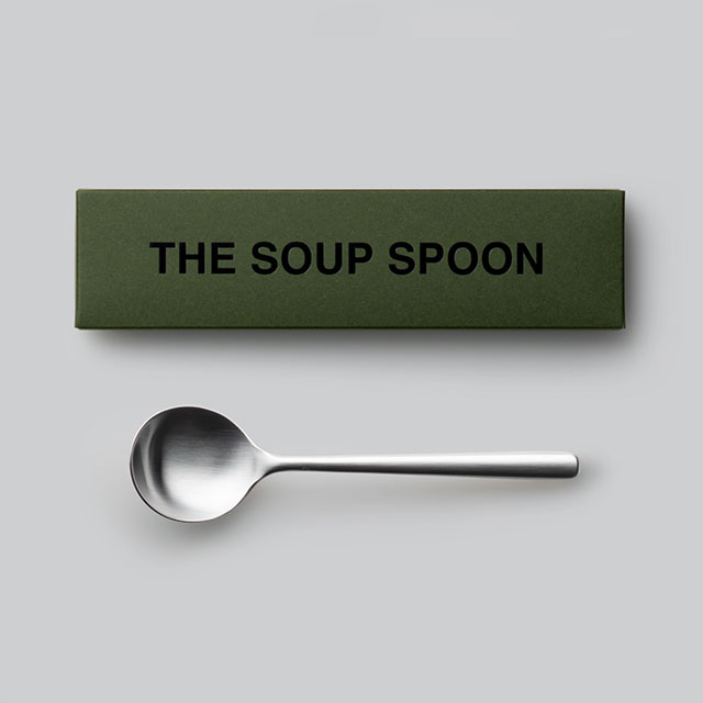 THE SOUP SPOON Gift box