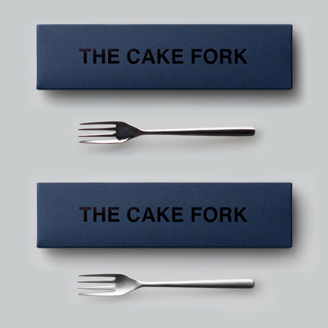 THE CAKE FORK Gift box