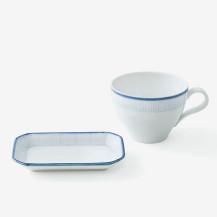 mg&gk フィナンシェと紅茶の器 ギフトボックス入り