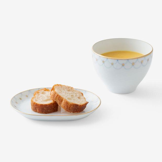 mg&gk スープとバケットの器 ギフトボックス入り
