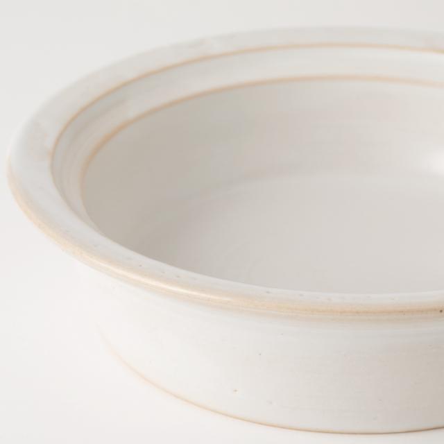 かもしか道具店 陶のすき焼鍋 こぶり