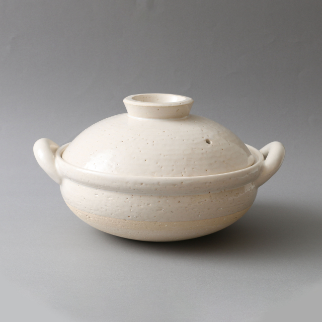 長谷園 ヘルシー蒸し鍋 中