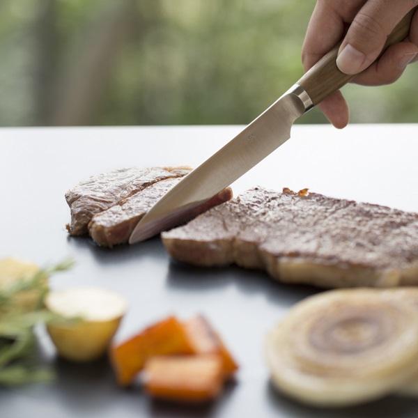 ステーキナイフ2本 桐箱入り