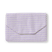 215 播州織 L字紫