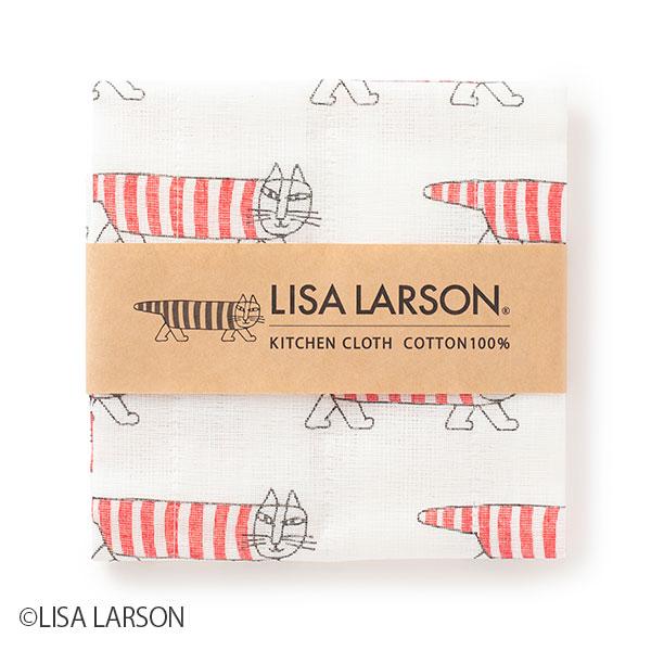LISA LARSON ふきん マイキー/レッド・ハリネズミ/セピア・スパニエル/ネイビー
