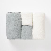 水布人舎 やさしい肌着の糸でつくったタオルセット