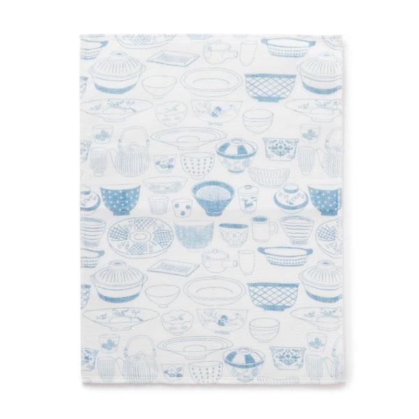 植物からできたキッチンソープ・道具ふきん 焼物・掛けふきん アイ・The Cooking Paper WHITE・鹿の子編みのキッチンスポンジ 紺