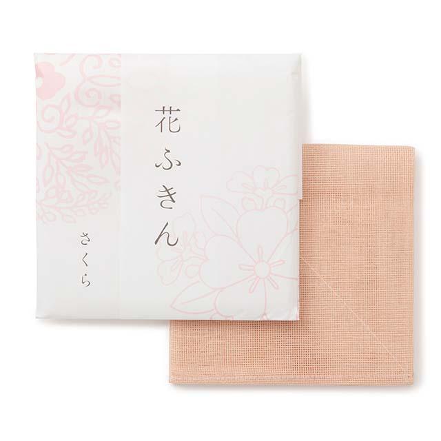 遊 中川 花ふきん 7枚セット(箱入り)