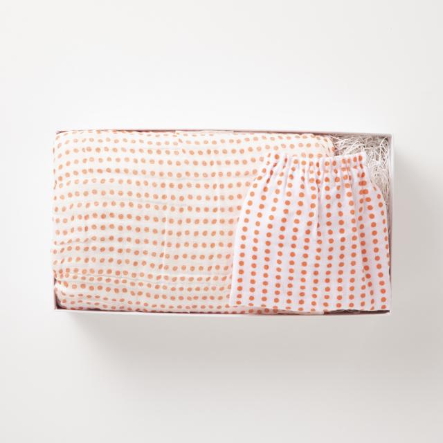 かや織ケット・てぬぐいブルマパンツ