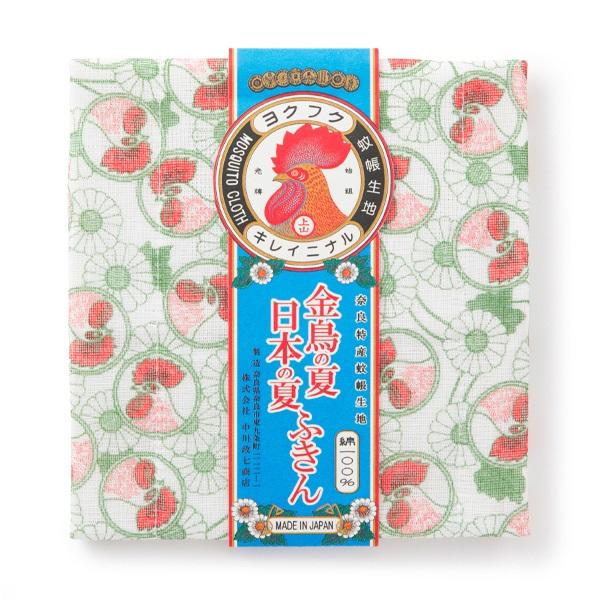 金鳥の夏日本の夏 初めての金鳥の渦巻・金鳥の夏 日本の夏ふきん